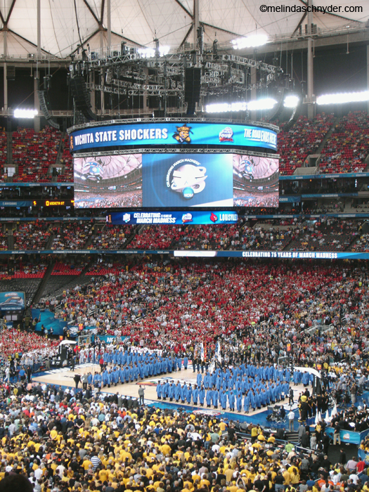 2013 NCAA Final Four tickets Wichita State Shockers Georgia Dome