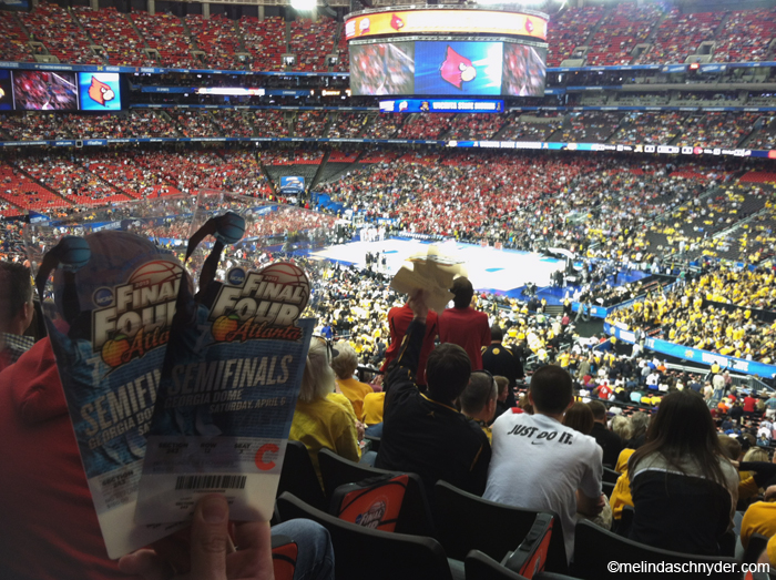 2013 NCAA Final Four tickets Wichita State Shockers
