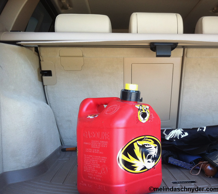 mizzou gas can