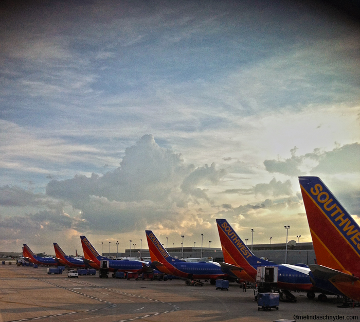 Southwest Airlines Chicago Midway Airport