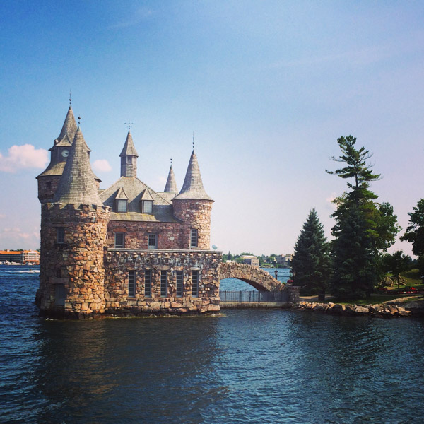 #schummer14 1000 Islands Boldt Castle