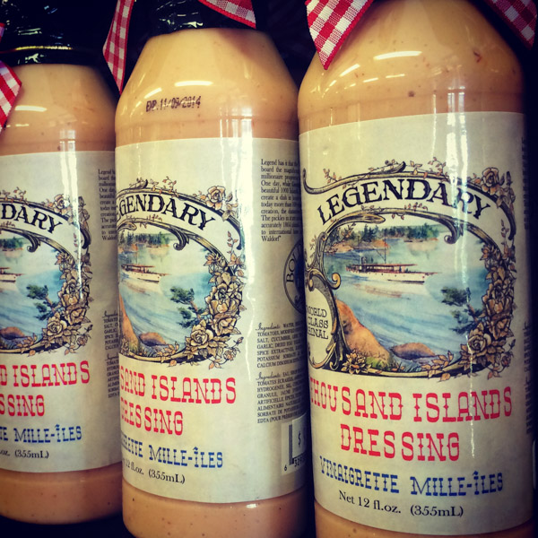 #schummer14 1000 Islands dressing