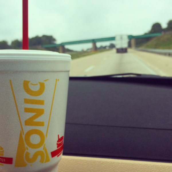 #schummer14 driving home midwest